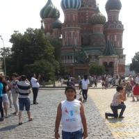 Фотография страницы Коли Насибова ВКонтакте