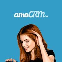 Логотип amoCRM - Помогаем увеличивать продажи
