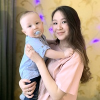 Фотография страницы Сауле Звездиной ВКонтакте