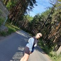 Фотография страницы Даши Закалиной ВКонтакте