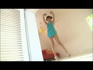 Japanese Idol Short Scene [fetish girl panties feet footfetish soft porn stockings pantyhose lingerie dildo]