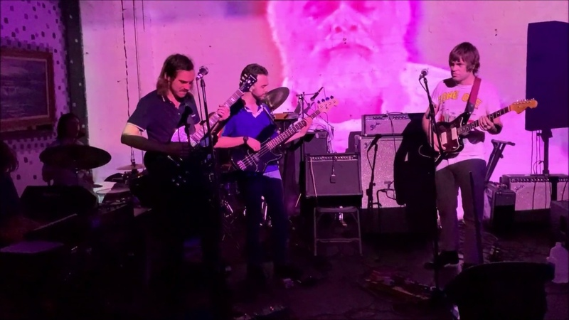 Nolan Potters Nightmare Band - Live at Non Plus Ultra 11142019