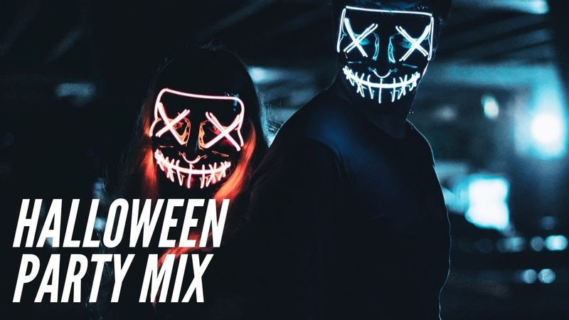Halloween Party EDM Music Electro House Mix 2019 - Best Remixes of Popular Songs by Adi-G