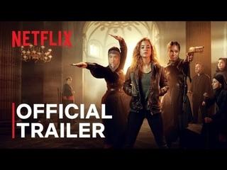 Монахиня воин 1 сезон трейлер на русском с озвучкой от LostFilm