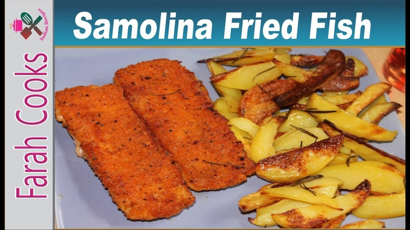 Samolina Fried Fish Spicy Fried Fish Recipe Indian In English