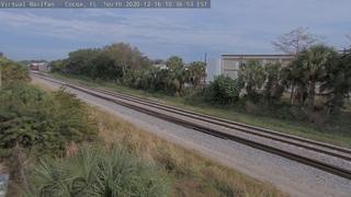 Cocoa, Florida USA | Cam of the Week - Virtual Railfan LIVE