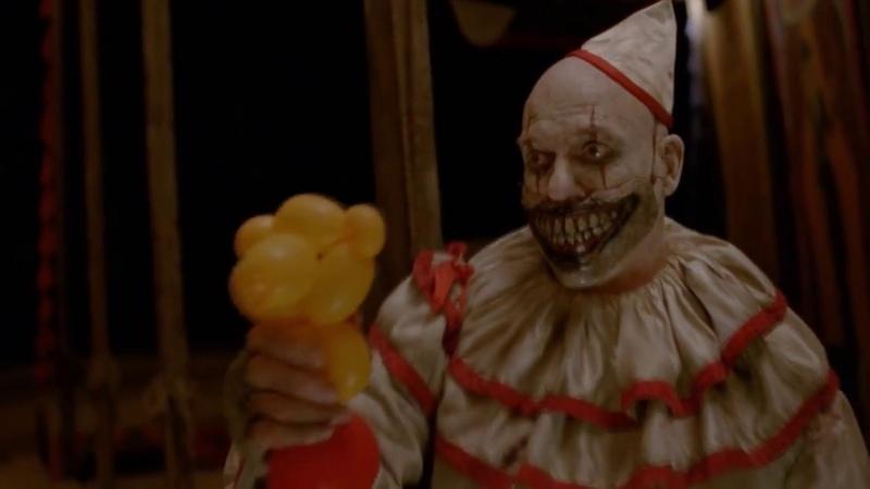 Американская история ужасов 4 сезон Твисти The Wytches Crying Clown