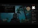 Ведьмак 3 каменные сердца GamePlay PS4 от Minakо без голоса