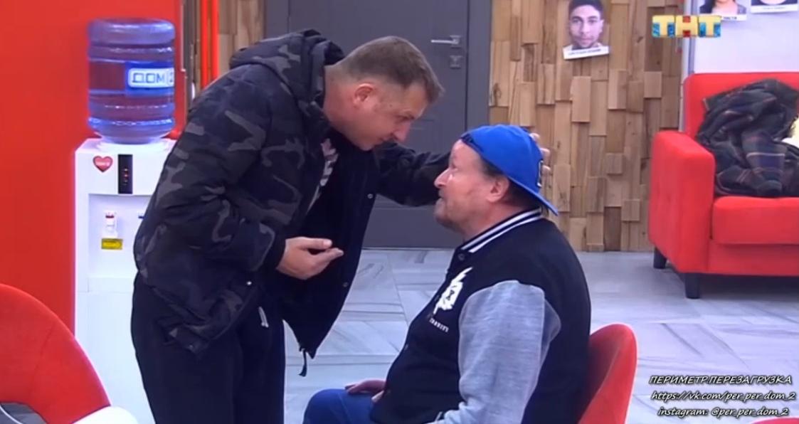 Илья Яббаров ударил Должанского