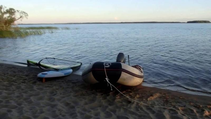 Снова Московское море и Мобиба МБ 10