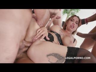Heidi Van Horny ( new porn, Big tits, Big ass, Gangbang, Gape, all sex, Anal, Tattoo)