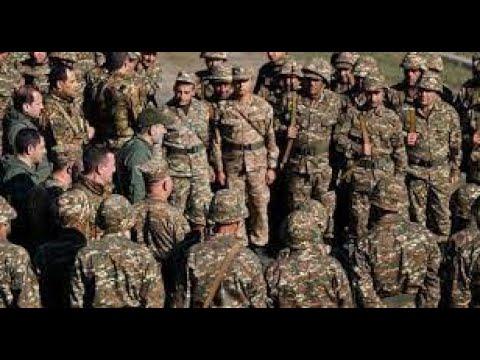 Как свежие окопы превращаются в собственные могилы армянских солдат в Карабахе за одно мгновение