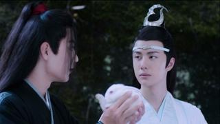 Лань Чжань   --  Вэй Ину (Сердце моё)
