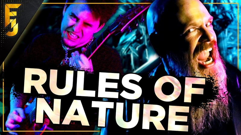 METAL GEAR RISING Rules of Nature feat @Jason Charles Miller