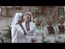 «Олма сад» исполняет народный самодеятельный марийский фольклорный ансамбль песни и танца «Пеледекш»