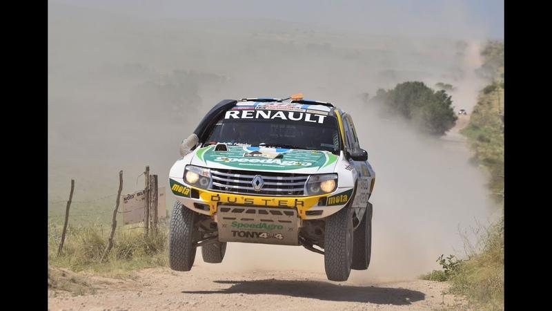 RENAULT DUSTER @ Dakar 2013 rally Peru Argentina Chile