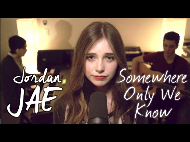Keane Somewhere Only We Know Cover by Jordan JAE Live @ Slumbo