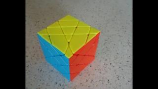 как собрать аксис куб 4х4