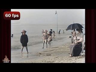 A Day at the Beach -  | AI Enhanced Film [ 4k 60 fps]