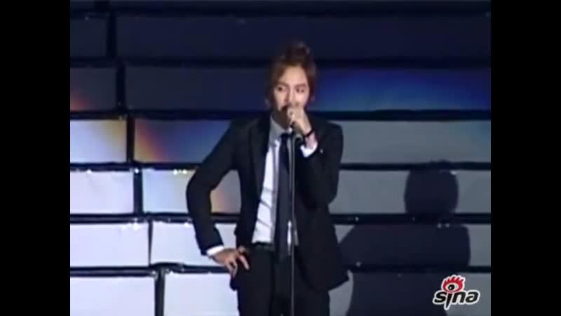 [2011.07.09] Jang Keun Suk The Cri Show in Shanghai