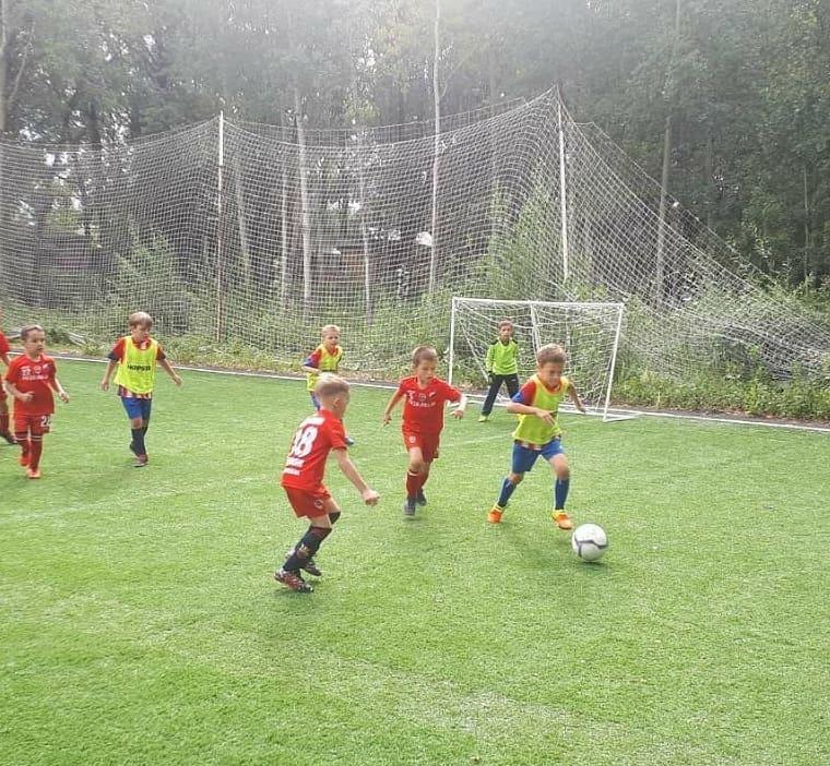 Юные петровские футболисты участвуют в Кубке чемпионов Самары - 2020