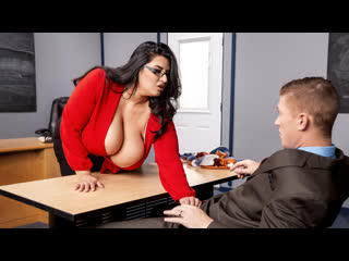 Sofia Rose - Disciplinary Action (Big Ass,Big Tits, Black Hair, Blowjob, Latina, School)