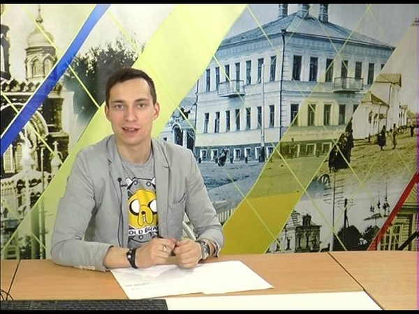 1 апреля Тяпница с Алексеем Ларионовым