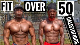 Calisthenics | 50 Year Old Bodybuilder | Old Time Strongman Training