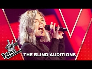 Eva van der Meer – Black Velvet | The Blind Auditions | The voice of Holland | S10