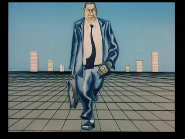 Мультфильм для взрослых - Жил-был Козявин, 1966