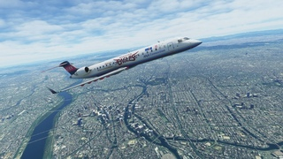 Microsoft Flight Simulator Sim Update 5 vs Sim Update 4 - MASSIVE Performance Improvement