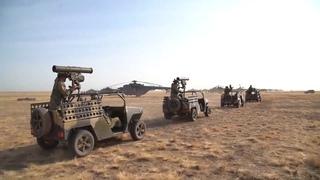 ВДВ. Отработка практических действий десантными подразделениями «нового типа»
