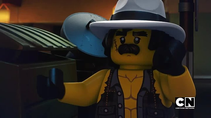 Мультфильм Лего ниндзяго 8 cезон 3 серия HD
