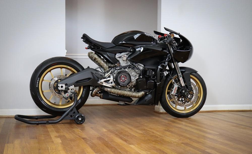 Jett Design: кастом Ducati 959 Panigale