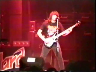 Blind Guardian - Banish From Sanctuary - Live in Rock Hard Festival 1991