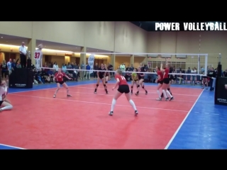 KIDS PLAY VOLLEYBALL ● Amazing Volleyball Actions (HD)