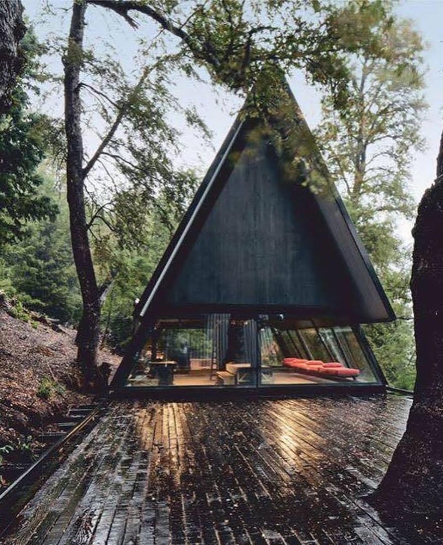Дом в Чили