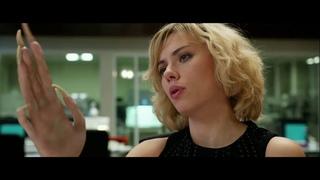Время Это Единственная Еденица Измерения ... отрывок из фильма (Люси/Lucy)2014
