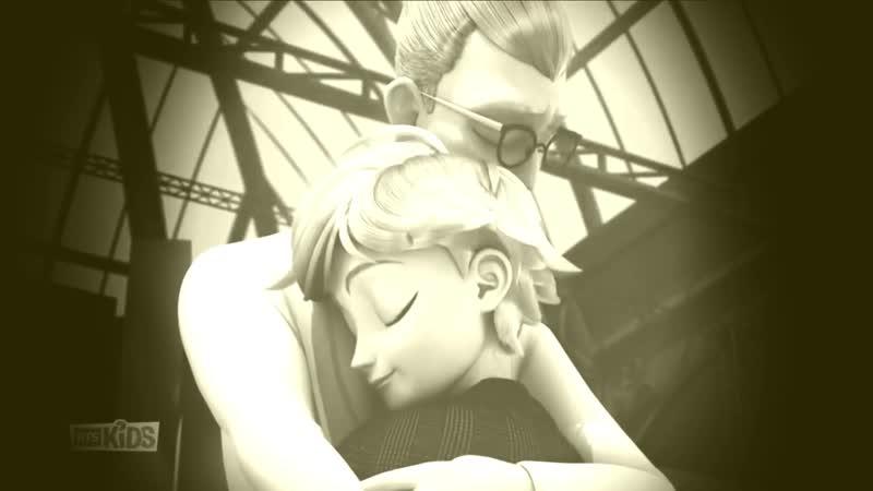 Silent Scream ~ Adrien - Chat Noir - Gabriel Agreste - Miraculous Ladybug AMV (Автор SylverFletcher)