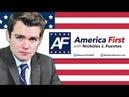 Bernie Sanders Endorses HATE Monger Cenk Uygur BACKLASH Ensues America First Ep 513