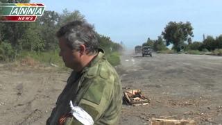 Освобождение аэропорта Луганска  Часть 2 полная версия
