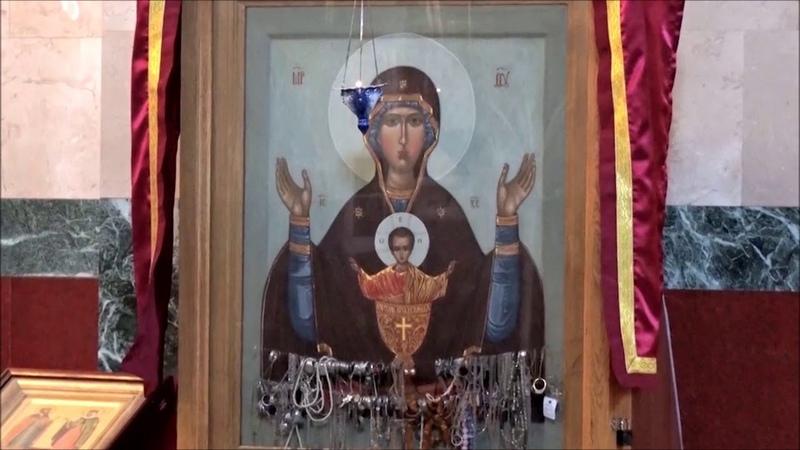 Александро Невский храм Нижнего Тагила отметил юбилей со дня открытия
