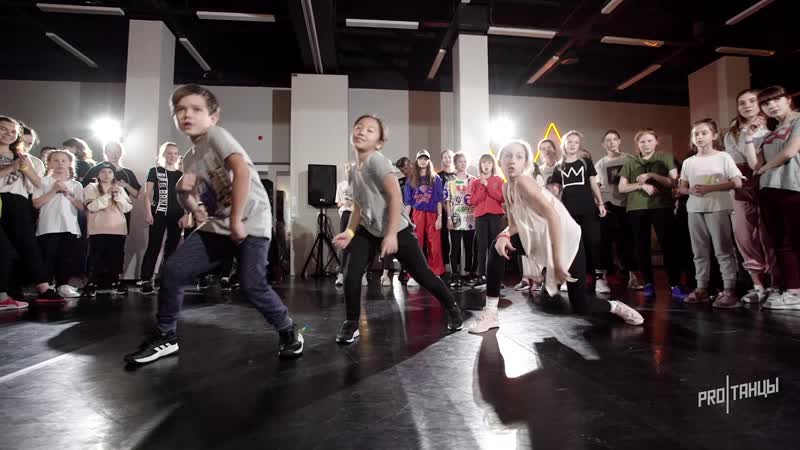 PROТАНЦЫ: select   Choreography by Yuvi